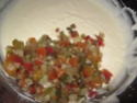 Flan aux légumes.jambon.crème fraiche.photos Img_7142