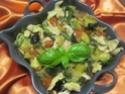 Émincé de poulet de légumes tricolores.photos. Img_7158