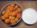 Confiture d'abricots.en machine à pain.photos. Img_7179