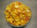 Confiture d'abricots.en machine à pain.photos. Img_7180