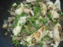 Émincé de poulet aux cocktail de champignons.photos. Img_7240