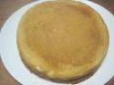 Gâteau aux framboises, chocolat blanc praliné Img_7333