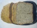 Pain aux céréales en machine à pain.photos. Img_7356