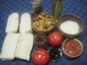 Tartine au thon/moules/parmesan.photos. Img_7433