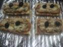Tartine au thon/moules/parmesan.photos. Img_7439