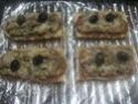 Tartine au thon/moules/parmesan.photos. Img_7440