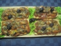 Tartine au thon/moules/parmesan.photos. Img_7442