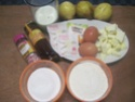 Gâteau sucré aux pommes.photos. Img_7472