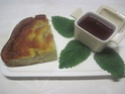 Gâteau sucré aux pommes.photos. Img_7514