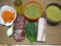 Boulgour aux légumes et jambon cru.photos. Img_7520