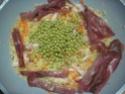Boulgour aux légumes et jambon cru.photos. Img_7524