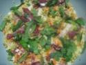 Boulgour aux légumes et jambon cru.photos. Img_7526