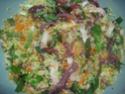 Boulgour aux légumes et jambon cru.photos. Img_7527