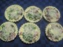 Quiche aux champignons et lardons fumés.photos. Img_7589