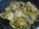 Cuisses de poulet au curcuma.photos. Img_7648