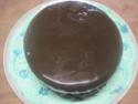 Gâteau chocolaté aux cerises.photos. Img_7666