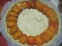 Tarte aux abricots.et Mascarpone.photos. Img_8023
