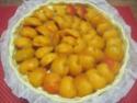 Tarte aux abricots.et Mascarpone.photos. Img_8025