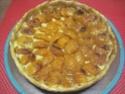 Tarte aux abricots.et Mascarpone.photos. Img_8029