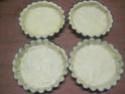 Tartelettes aux myrtilles à la crème.photos. Img_8082
