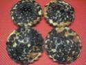 Tartelettes aux myrtilles à la crème.photos. Img_8085