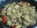 Osso bucco  de dinde aux champignons et basilic Img_8140