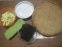 Gâteau fourré à la crème au beurre chocolaté.photos. Img_8159