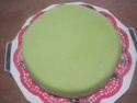 Gâteau fourré à la crème au beurre chocolaté.photos. Img_8166