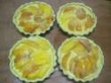 Tartelettes aux pêches abricots. photos. Img_8311