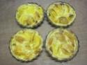 Tartelettes aux pêches abricots. photos. Img_8312