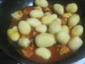 Sauté de dinde aux p de terre en sauce.photos. Img_8321