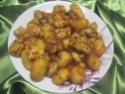 Sauté de dinde aux p de terre en sauce.photos. Img_8324