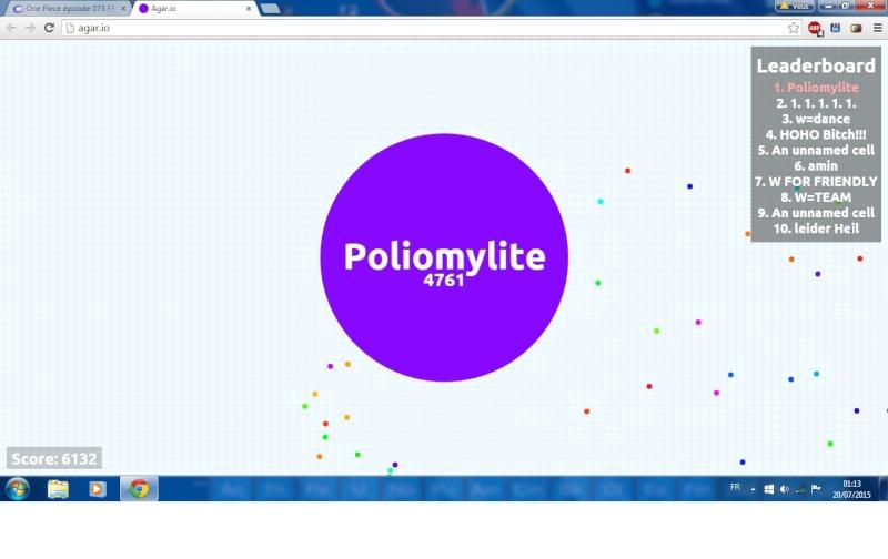 Agar.Io Polio12