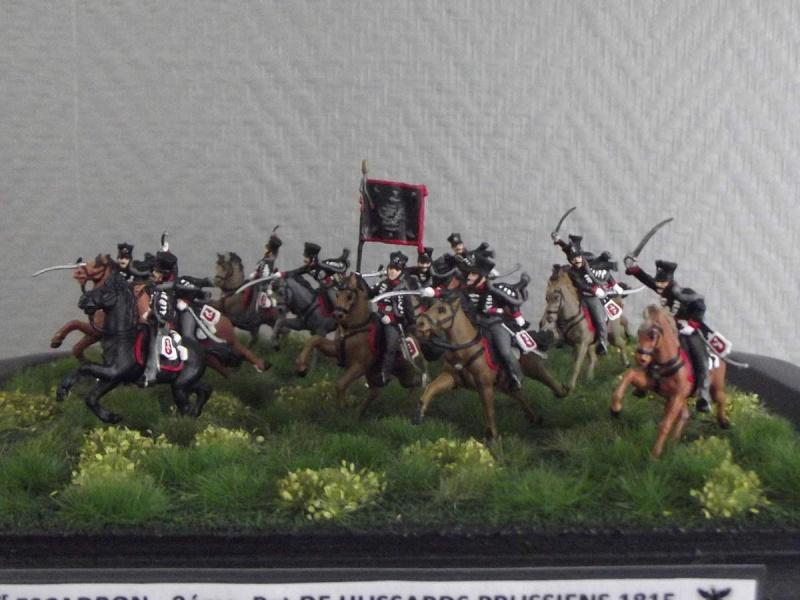 """Hussards """"tête de mort"""" Prussiens  311"""