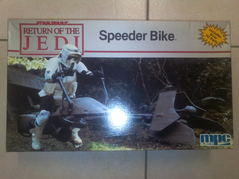 speeder bike MPC/ERTL 2_211