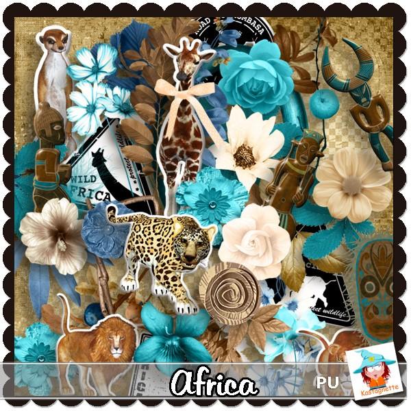 """ Africa ""  Kastag61"
