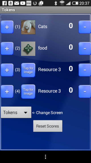Board Game Helper App Screen11