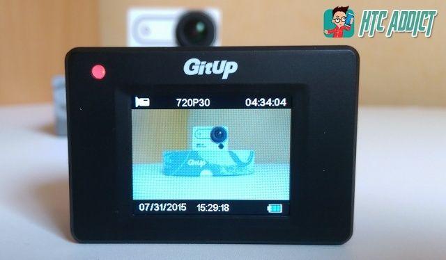 [TEST] Test de la GitUp Git1, une action cam complète à moins de 100 euros Ecran_10