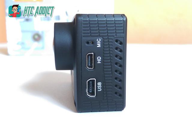 [TEST] Test de la GitUp Git1, une action cam complète à moins de 100 euros Gauche10