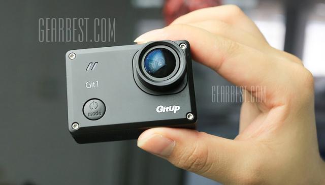 [TEST] Test de la GitUp Git1, une action cam complète à moins de 100 euros Gitup-10