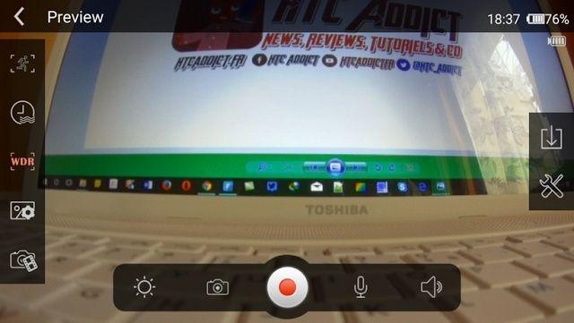 [TEST] Test de la GitUp Git1, une action cam complète à moins de 100 euros Live_h10