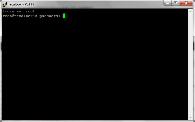 Synchroniser les BestSets Open-Consoles sur votre PI  - Page 3 Putty011