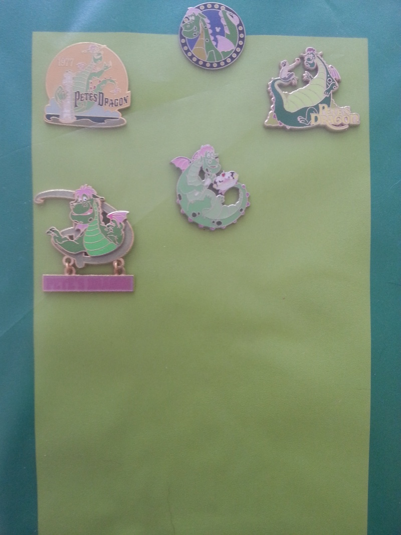 Le Pin Trading à Disneyland Paris 20150621