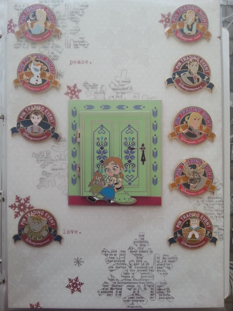 Le Pin Trading à Disneyland Paris 20150626