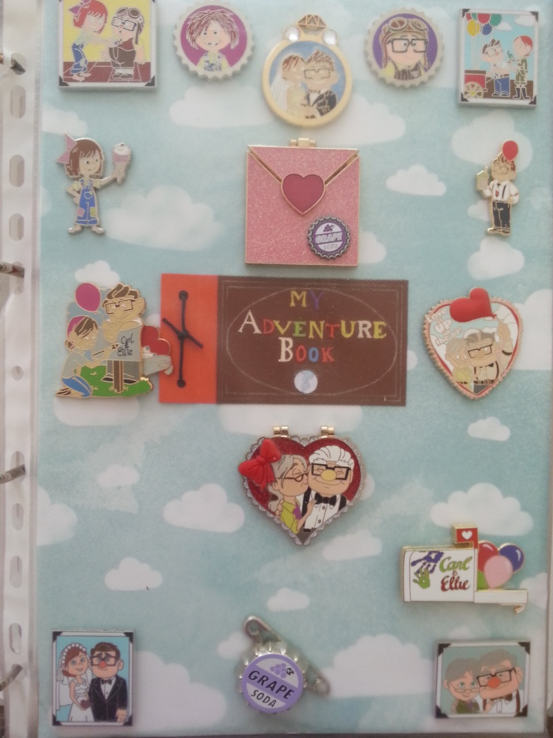 Le Pin Trading à Disneyland Paris 20150627