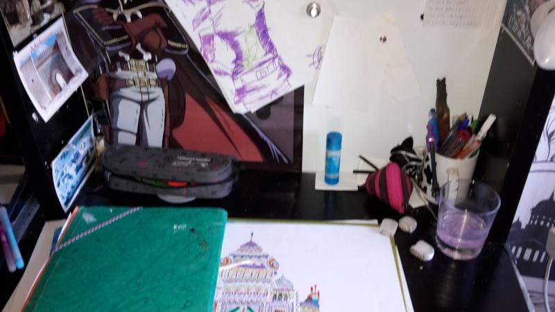 Votre matériel pour dessiner 20150614