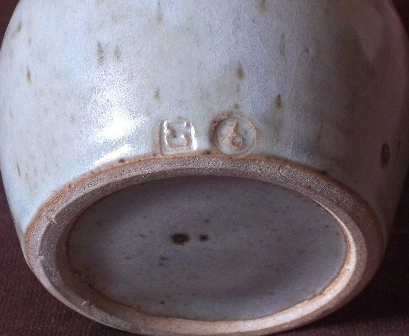 Eric Golding, Branscombe Pottery  100_2422