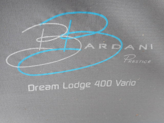 Présentation Bardani Prestige Dream Lodge 400 Vario Dscn0517