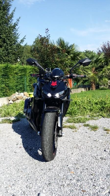 [VENDU] Kawasaki Z1000 noire de 2014, garantie 2018 Bc021010