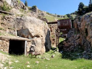 """mina - NOVA sortida dissabte 25-07-15 mina """"La Bòfia"""" i jacints del riu Bastareny (Berguedà, Barcelona) Byfia_10"""